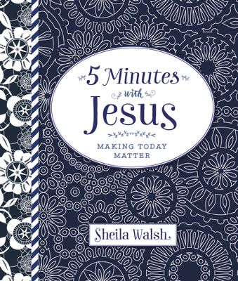 Click to buy your copy of 5 Minutes with Jesus in the Bible Gateway Store