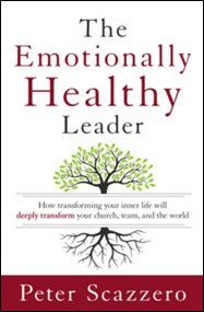 Click to buy your copy of The Emotionally Healthy Leader in the Bible Gateway Store
