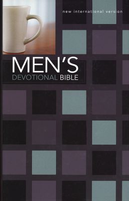 Click to buy your copy of the NIV Men's Devotional Bible in the Bible Gateway Store