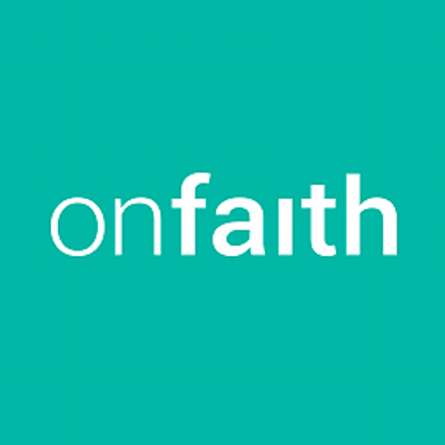 Click to visit the OnFaith website