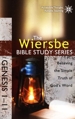Click to buy your copy of The Warren Wiersbe Bible Study Series: Genesis 1-11 in the Bible Gateway Store