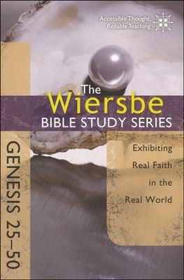 Click to buy your copy of The Warren Wiersbe Bible Study Series: Genesis 25-50 in the Bible Gateway Store