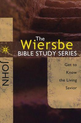 Click to buy your copy of The Warren Wiersbe Bible Study Series: John in the Bible Gateway Store