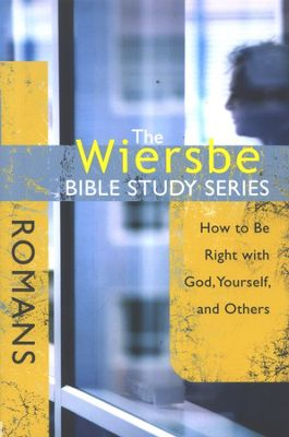 Click to buy your copy of The Warren Wiersbe Bible Study Series: Romans in the Bible Gateway Store