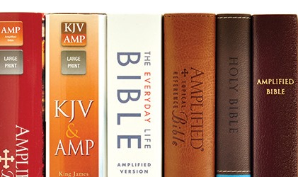 New Edition of Amplified Bible Now on Bible Gateway - Bible Gateway Blog