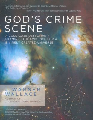 Click to buy your copy of God's Crime Scene in the Bible Gateway Store