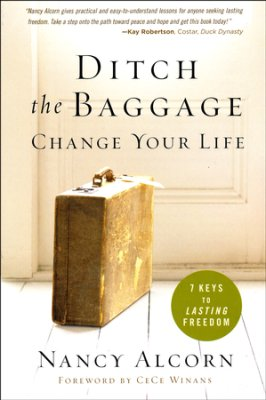 Click to buy your copy of Ditch the Baggage, Change Your Life in the Bible Gateway Store