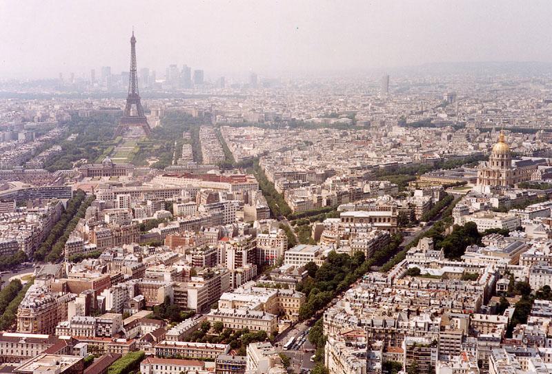 Paris (public domain photo)