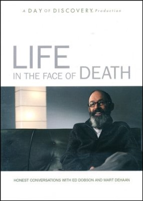 Click to buy your copy of Life in the Face of Death: Honest Conversation with Ed Dobson and Mart DeHaan in the Bible Gateway Store