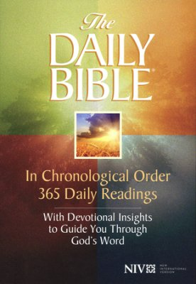 Buy your copy of The Daily Bible in Chronological Order in the Bible Gateway Store where it's always on sale