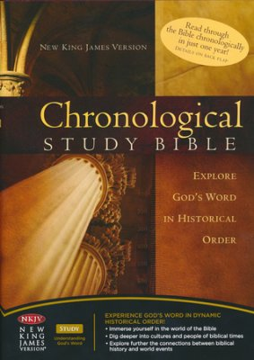 Buy your copy of The NKJV Chronological Study Bible in the Bible Gateway Store where it's always on sale