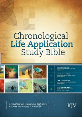 Buy your copy of the KJV Chronological Life Application Study Bible in the Bible Gateway Store where it's always on sale