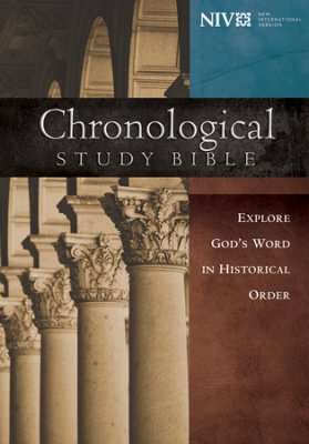 buy your copy of the NIV Chronological Study Bible in the Bible Gateway Store where it's always on sale