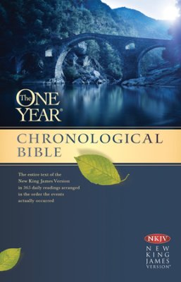Buy your copy of the NKJV One Year Chronological Bible in the Bible Gateway Store where it's always on sale