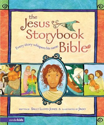 Click to buy your copy of The Jesus Storybook Bible in the Bible Gateway Store