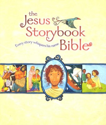 Click to buy your copy of The Jesus Storybook Bible Deluxe Edition with CDs in the Bible Gateway Store