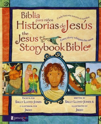 Click to buy your copy of Biblia Para Niños: Historias de Jesús, Bilingüe in the Bible Gateway Store