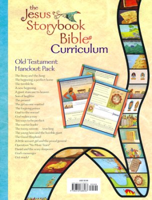 Click to buy your copy of Jesus Storybook Bible Curriculum Kit Handouts, Old Testament in the Bible Gateway Store