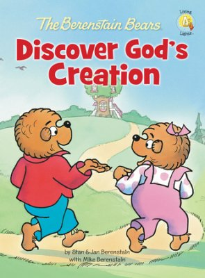 Click to buy your copy of The Berenstain Bears Discover God's Creation in the Bible Gateway Store
