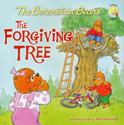 Click to buy your copy of The Berenstain Bears and the Forgiving Tree in the Bible Gateway Store