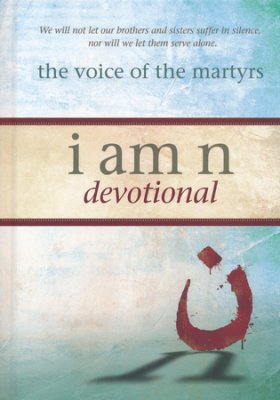 Click to buy your copy of I Am N Devotional in the Bible Gateway Store