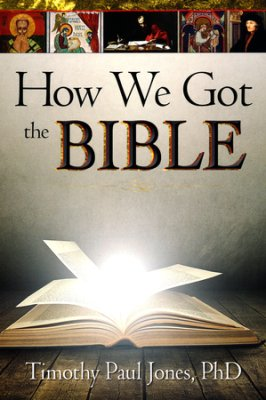 Buy your copy of How We Got the Bible in the Bible Gateway Store
