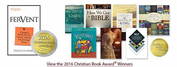 See the 2016 Christian Book Award Winners in the Bible Gateway Store