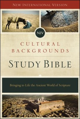 Buy your copy of NIV Cultural Backgrounds Study Bible in the Bible Gateway Store