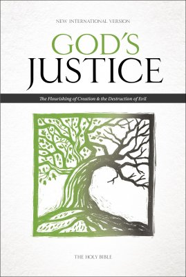 Buy your copy of NIV God's Justice: The Holy Bible in the Bible Gateway Store