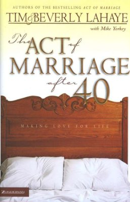 Buy your copy of TIThe Act of Marriage After 40 in the Bible Gateway Store