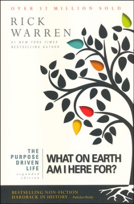 Buy your copy of The Purpose Driven Life in the Bible Gateway Store
