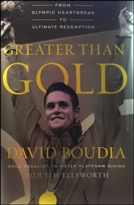 sports: Buy your copy of Greater Than Gold: From Olympic Heartbreak to Ultimate Redemption in the Bible Gateway Store