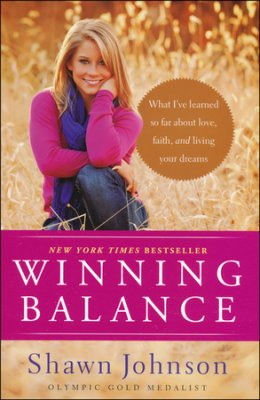 sports: Buy your copy of Winning Balance: What I've Learned So Far about Love, Faith, and Living Your Dreams in the Bible Gateway Store