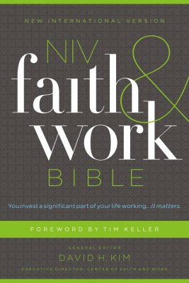 Buy your copy of NIV Faith and Work Bible in the Bible Gateway Store