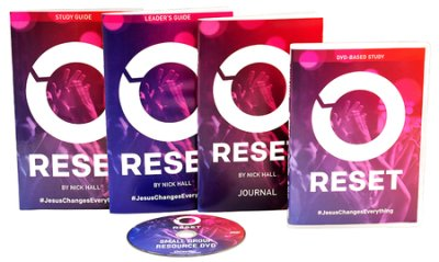 Buy your copy of Reset DVD Study Kit in the Bible Gateway Store