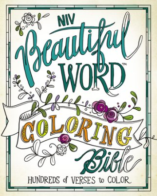 Buy your copy of the NIV Beautiful Word Coloring Bible in the Bible Gateway Store