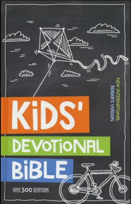 Buy your copy of the NIrV Kids Devotional Bible in the Bible Gateway Store