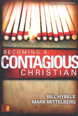Buy your copy of Becoming a Contagious Christian in the Bible Gateway Store