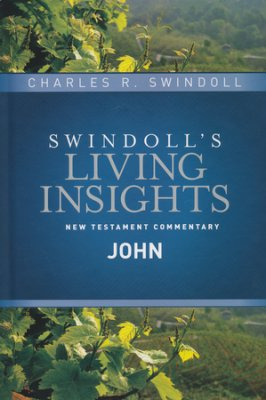 Browse the editions of Swindoll's Living Insights Commentary in the Bible Gateway Store