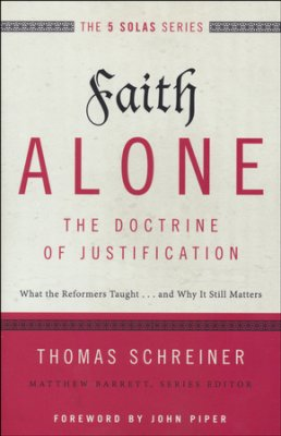 Buy your copy of Faith Alone: The Doctrine of Justification in the Bible Gateway Store where it's always on sale