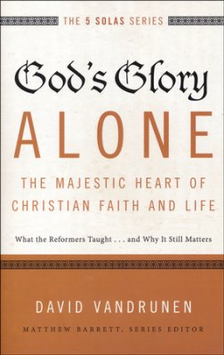 Buy your copy of God's Glory Alone: The Majestic Heart of Christian Faith and Life in the Bible Gateway Store where it's always on sale