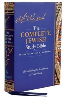 Buy your copy of The Complete Jewish Study Bible in the Bible Gateway Store