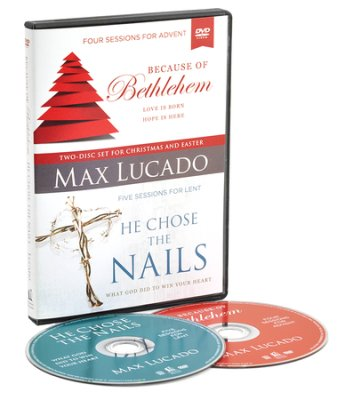 Buy your copy of Because of Bethlehem/He Chose the Nails: A DVD Study in the Bible Gateway Store where it's always on sale