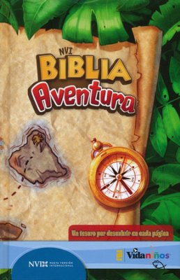 Buy your copy of the NVI Biblia Aventura in the Bible Gateway Store where it's always on sale