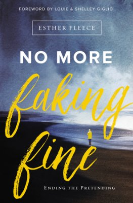 Buy your copy of No More Faking Fine in the Bible Gateway Store where you'll enjoy low prices every day