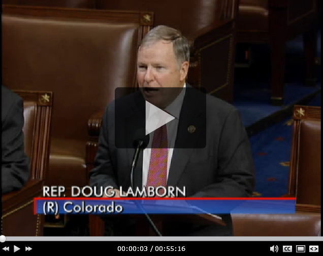 View the video of members of Congress on the floor of the US House of Representatives honoring the Bible
