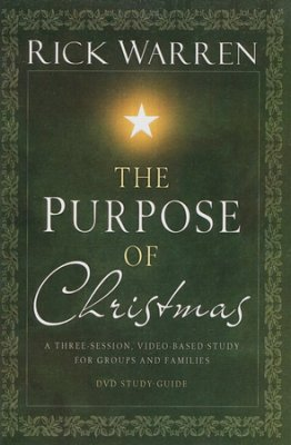 Buy your copy of The Purpose of Christmas DVD in the Bible Gateway Store where you'll enjoy low prices every day