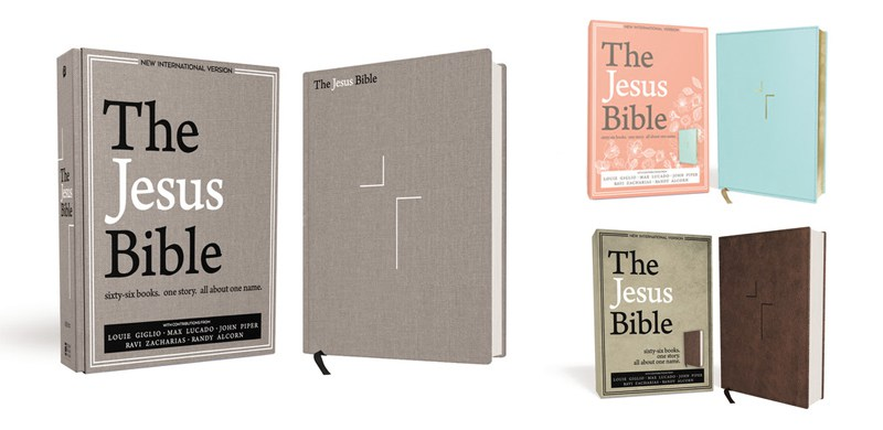 Buy your copy of The Jesus Bible in the Bible Gateway Store where you'll enjoy low prices every day