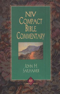 Buy your copy of the NIV Compact Bible Commentary in the Bible Gateway Store where you'll enjoy low prices every day