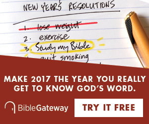 Bible Gateway Plus